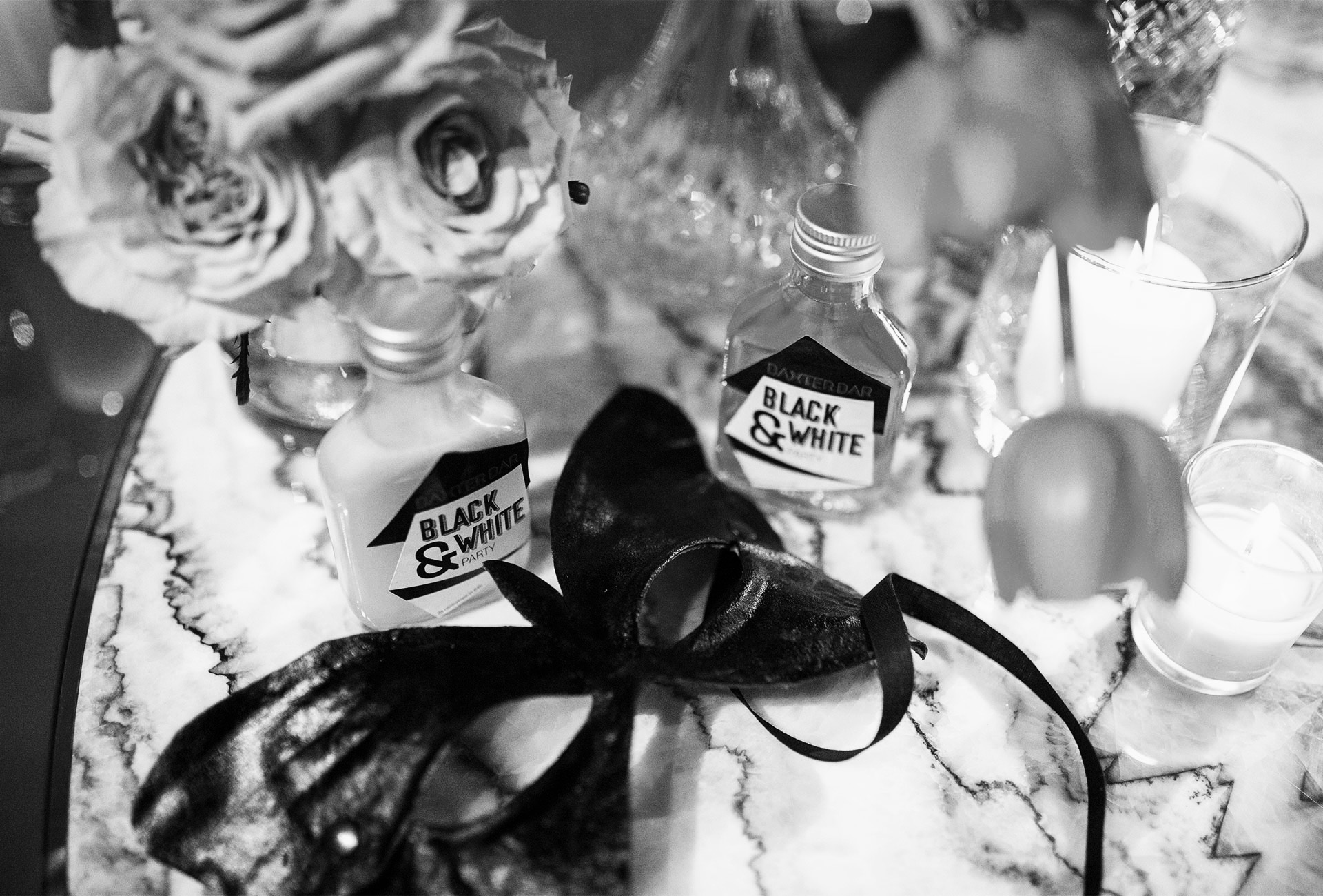 BAXTER CINEMA - VANITY FAIR | BLACK & WHITE FÊTE EN TÊTE